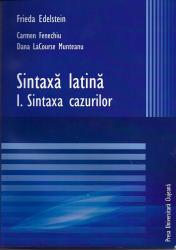 Latin syntax, book co-edited by Dana Munteanu