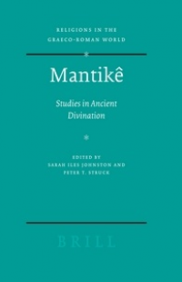 Mantike: Studies in Ancient Divination
