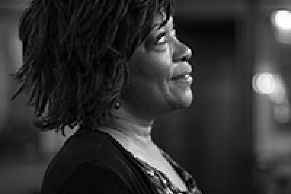 Profile photo of poet Rita Dove