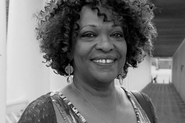 Headshot of Playwright Rita Dove