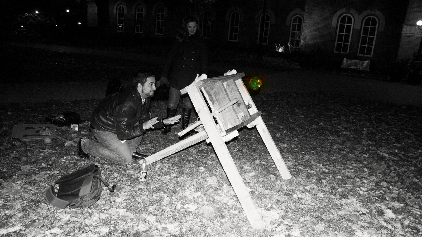 Ballista Demonstration Photo 4